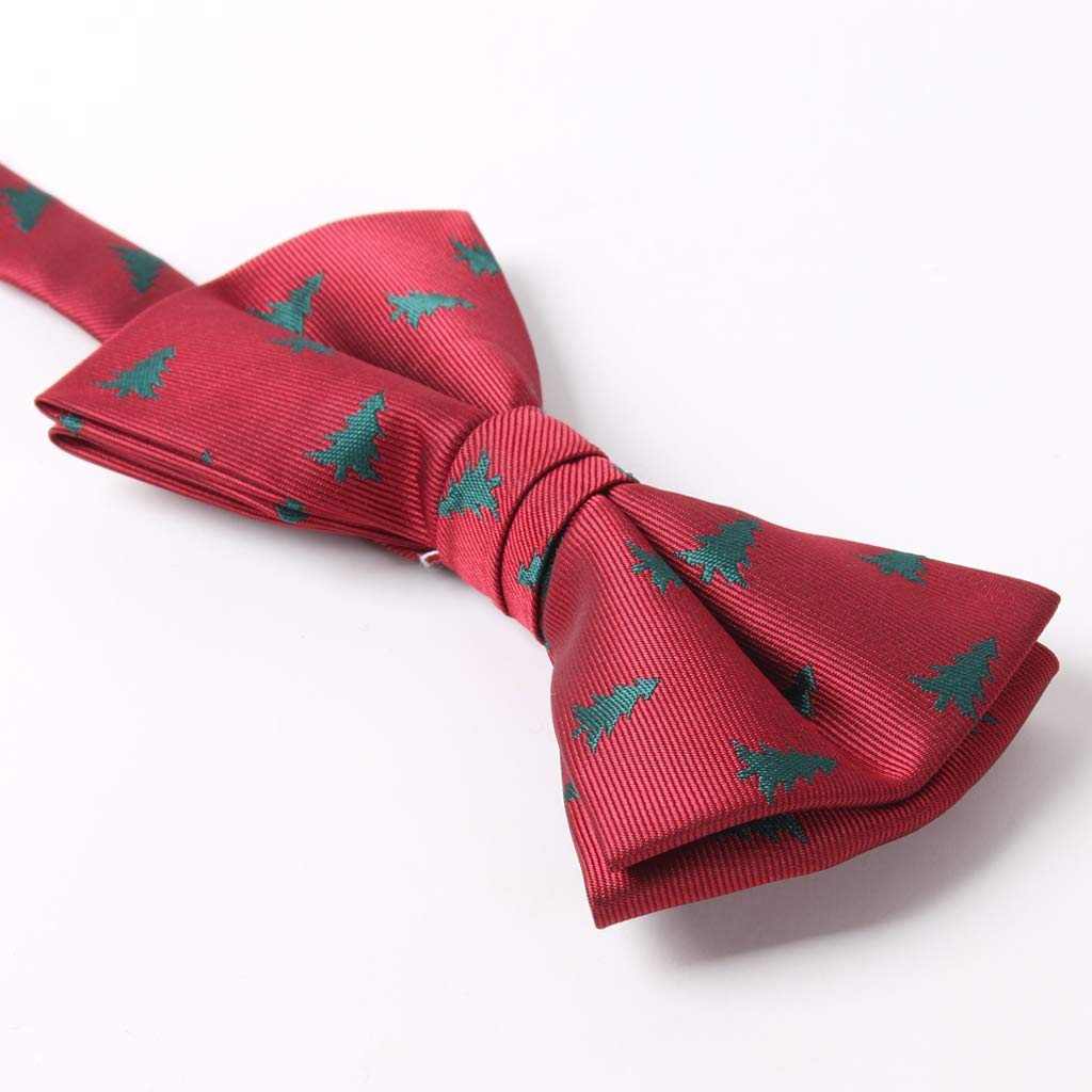 ecf9cfd540f00 Lunji Noeud Papillon Noel Homme Rétro élégant pour Soirée Mariage (A):  Amazon.fr: Vêtements et accessoires