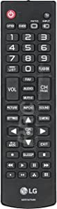 Original LG Electronics AKB74475455 (AGF76692632) LCD TV Remote Control for TV Models: 32LX340H, 40LX340H, 43LX310C
