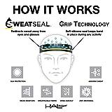 """Halo Headbands Sweatband Slim, 1"""", Sunrise"""
