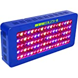 MEIZHI LED Grow Light 450W, Full Spectrum for Indoor Plants, Veg and Flower Dual Growth and Bloom Switches (Reflector Series)