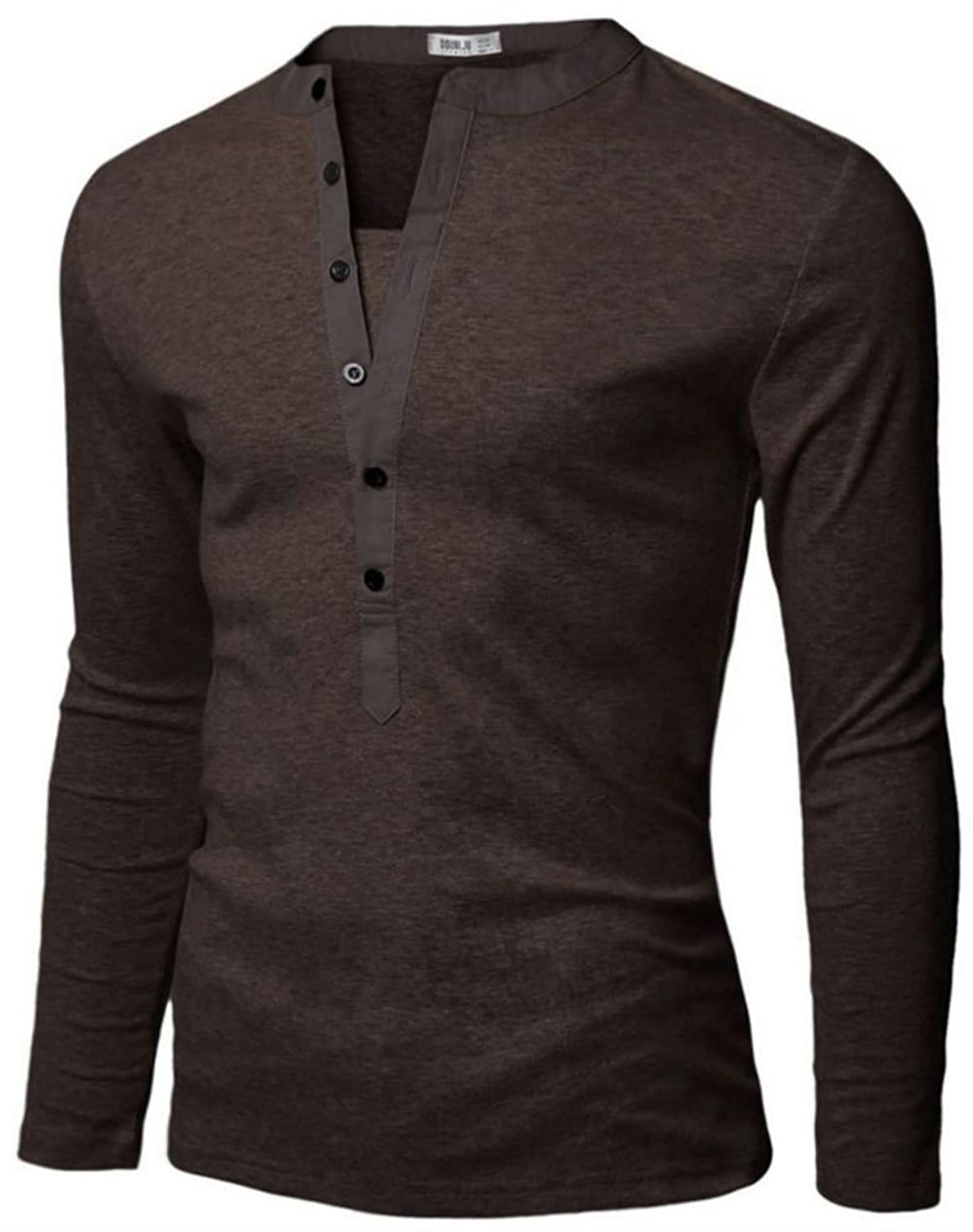 f8971c49744 Top 10 wholesale Mens Slim Fit Long Sleeve Shirts - Chinabrands.com