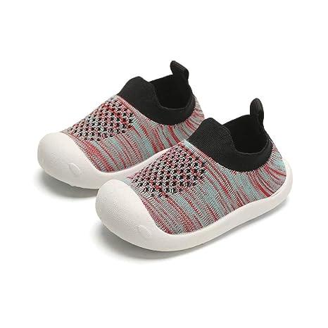 Zapatos de bebé, ZHMEI Sutable para: Niños pequeños/niños pequeños ...