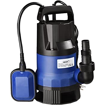 Super Deal 1 2hp Submersible Clean Dirty Water Pump 2000gph Swimming Pool Pond Flood Drain W