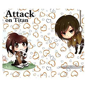 Anime Attack On Titan Customized Standard Rectangle Mouse pad 220mm*180mm*3mm by Maris's Diary
