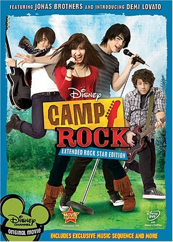 Camp Rock (Extended Rock Star Edition) by Walt Disney Studios Home Entertainment by