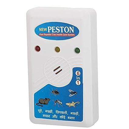 Kalaram Peston 6 in 1 Insect & Pest Killer Cum Electric Health Care System (Pack of 1)