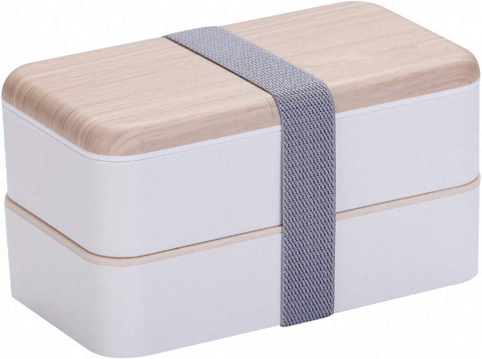O-Kinee Fambrera Infantil, Lunch Box, 1200ml Fiambrera con ...