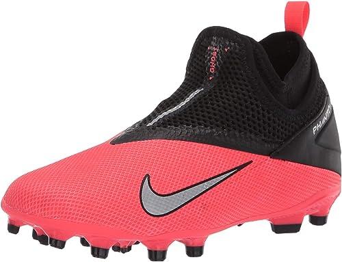 Nike Phantom Vsn 2 Academy DF FGMG, Chaussures de Football Mixte Enfant