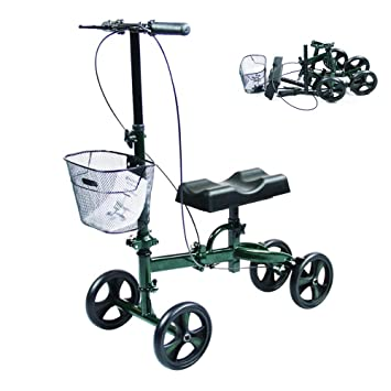 DNNAL Andador Multifunción Health Knee Walker Knee Scooter ...