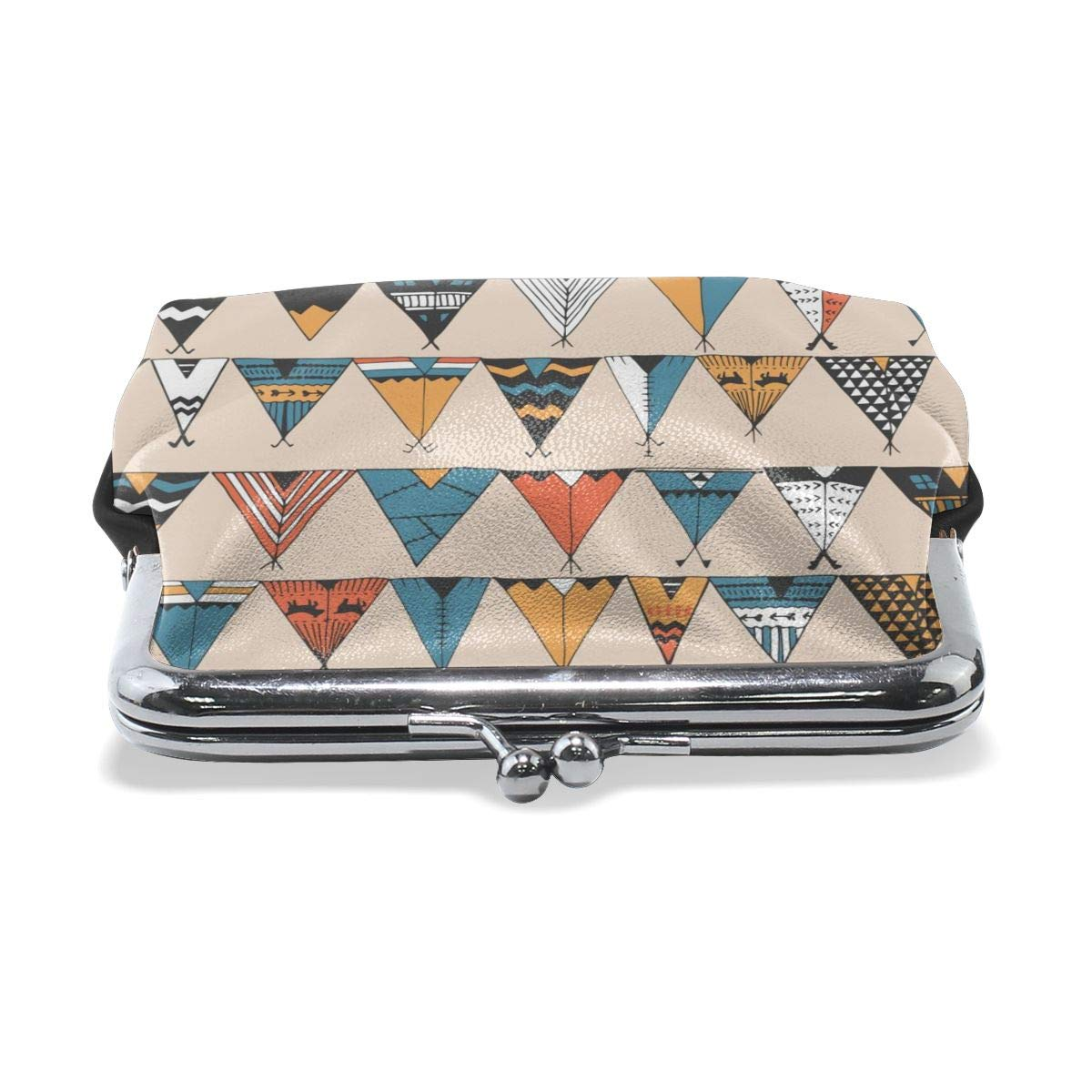 Architd Customized Cute Retro Coin Purse Personality Metal Lock Purse Girl Kiss And Buckle Change Purse Ladys HandbagTents Of Various Colors