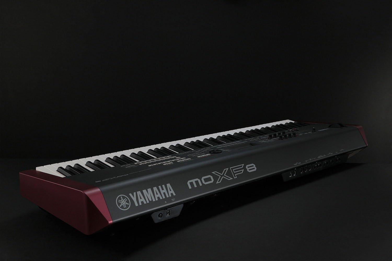 Yamaha MOXF8 Estación de trabajo de producción musical ...