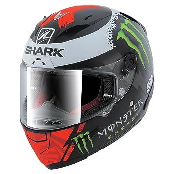 Cascos de tiburón RACE-R PRO Replica Lorenzo – Monster Mate 2017 – L