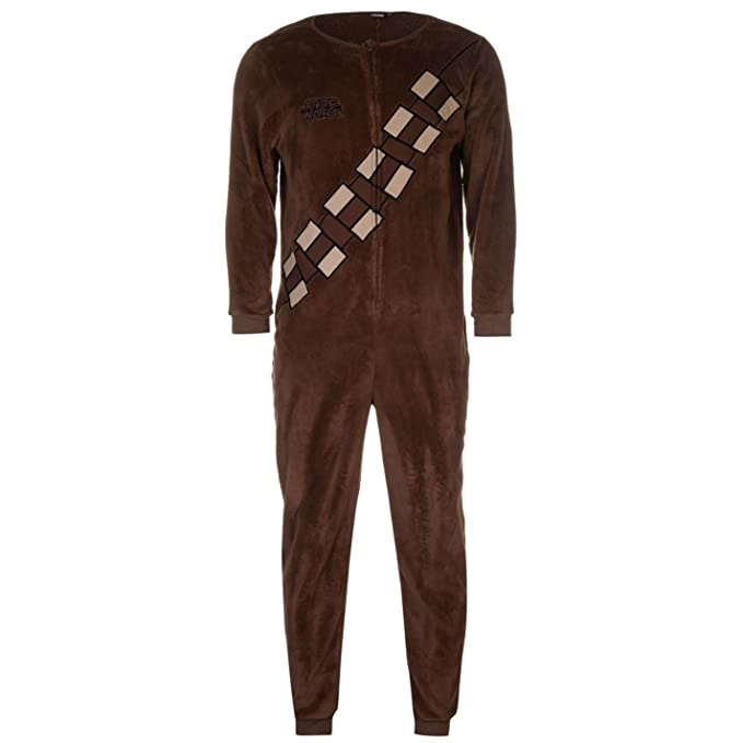 Star Wars Licensed By Disney - Pijama de una pieza - para hombre: Amazon.es: Ropa y accesorios