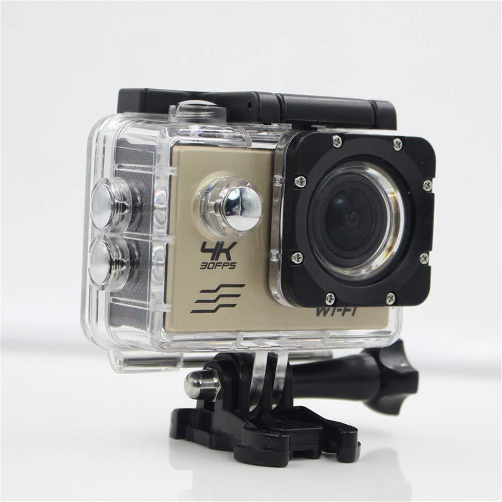 Ergou Action-Kamera mit Fernbedienung 4K30 Frame HD Motion Kamera Kamera DV-Antenne Wasserdicht Wifi Version Reiten Tauchen Outdoor Sports