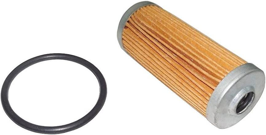 New Yanmar Fuel Filter W//O-ring F215 FX215 F255 FX255