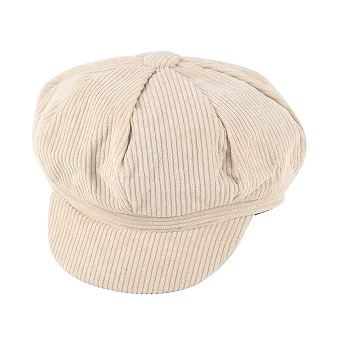 Gorra Casual Vintage Sombrero niños niñas Beret Nuevo otoño ...