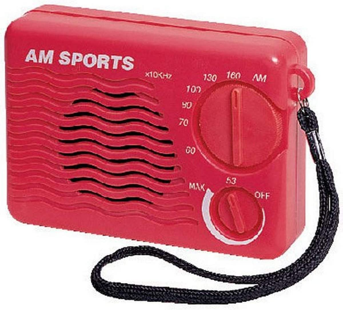 Stansport Emergency AM//FM Radio