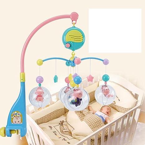 Juguetes para Bebés FEI Bebé Recién Nacido Juguetes 0-1 Años Cama De ...