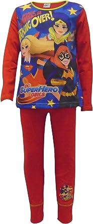 DC Super Hero Girls - Pijama - Manga larga - para niña ...