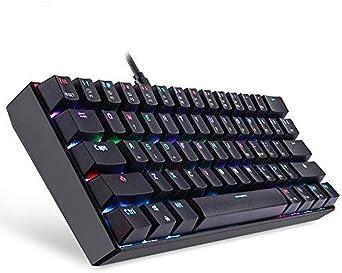 WUXXXTeclado cromático máquina de juego teclado ...