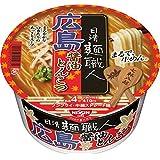 日清麺職人 広島醤油とんこつ 90g×12個