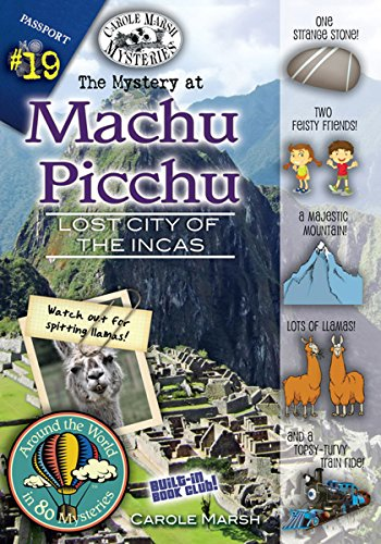 The mystery at machu picchu lost city of the incas peru around the mystery at machu picchu lost city of the incas peru around fandeluxe Image collections