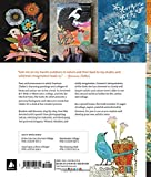 Geninne's Art: Birds in Watercolor, Collage, and