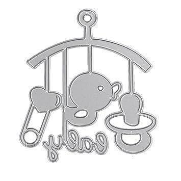 Plantillas de DIPOLA para Pintar en la Pared, álbum de Recortes en Relieve,Tarjeta de Manualidades,Decoración en Cocina y Cuarto. #004: Amazon.es: Hogar