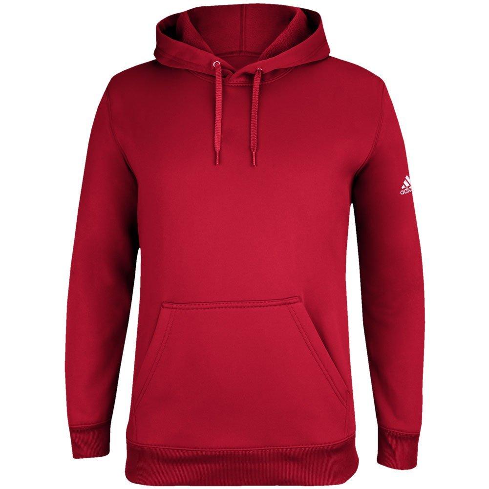 adidas Team Issue Hoodie Red M