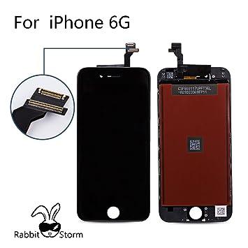 84d37e846f (Super LCD Shop ) iPhone6 フロントパネル カスタムパーツ 4.7インチ 液晶パネル LED スクリーン