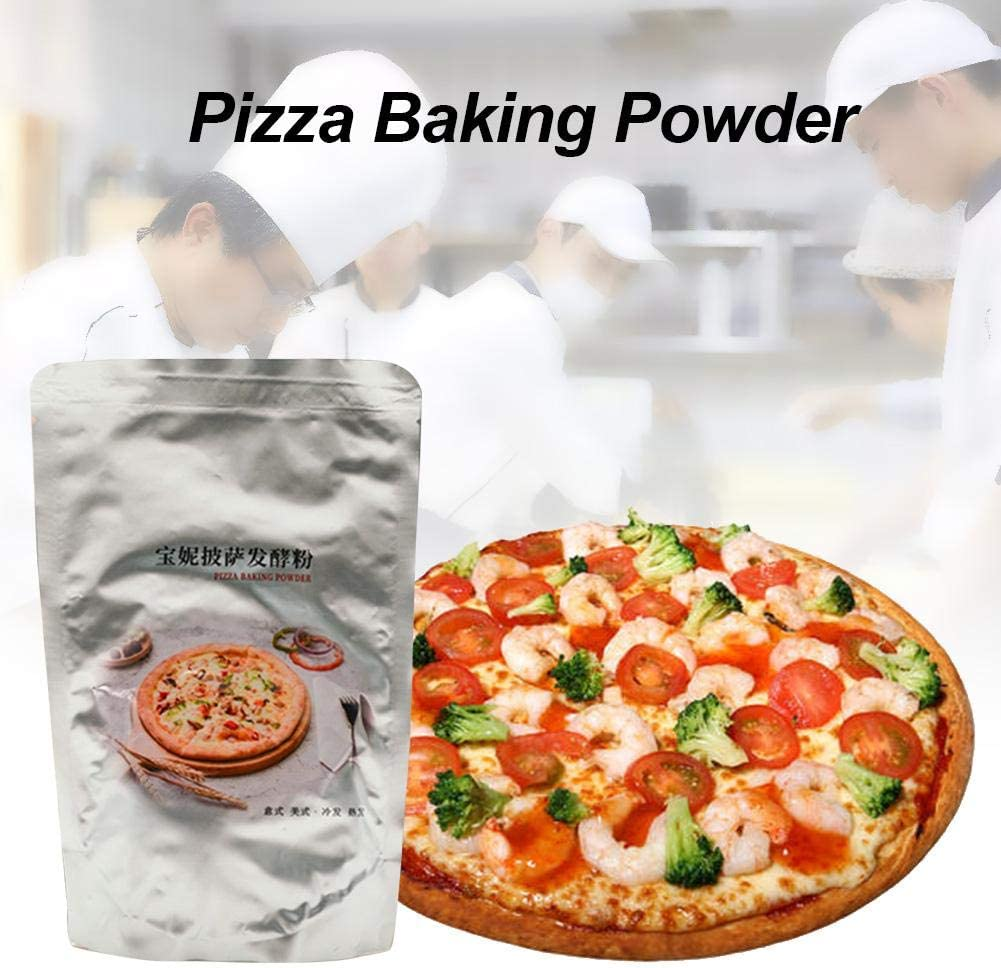 gaeruite Pizza Yeast, 220g Active Instant Dry Yeast Leaven Powder Yeast for Home Baking Pizza Making