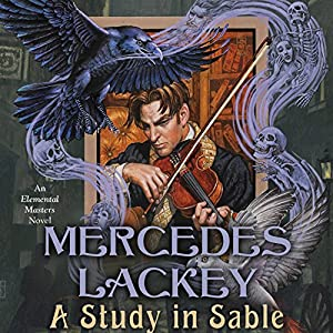 A Study in Sable Audiobook