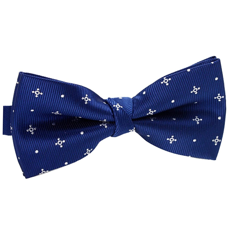 b04b5a41ff De bajo costo Aivtalk hombre PRE-TIED Square Dots Bow Tie Casual Wedding  Party Corbata