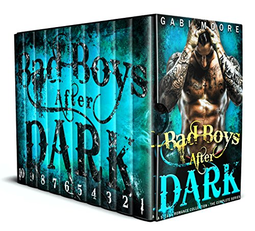 Dark Collection (Bad Boys After Dark - A Steamy Romance Collection )