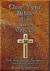 One Year Bible King James Version