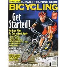 Bicycling, Road Riding, Mountain Biking, You, June 2002