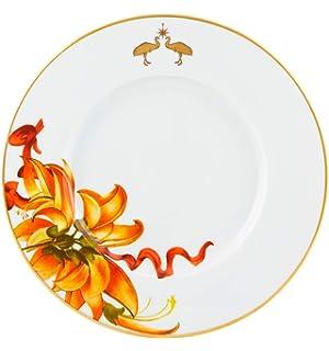 Vista Alegre Amazonia Porcelain Charger Plate Set of 2