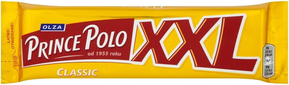 OLZA Prince Polo XXL classic 50g (28): Amazon.es: Alimentación y ...