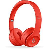 Beats Solo3 Wireless On-Ear Headphones - Apple W1 Headphone Chip, Class 1 Bluetooth, 40 Hours of Listening Time, Built…