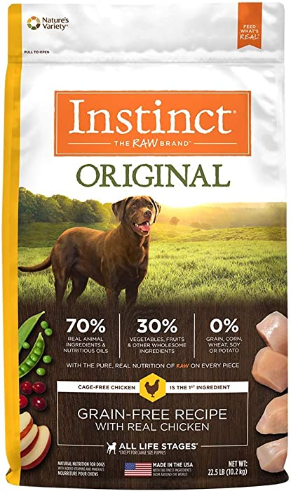 Top 9 Nature's Variety Grainfree Dry Dog Food