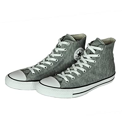 add6c6f38803 Converse HI Charcoal Grey Mouse White Gry 10.5-7 (5.5 Mens)