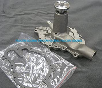 NEW Water Pump w/Gasket for 1959-61 Buick 364 401 Nailhead Replaces
