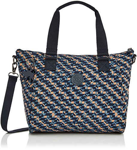Shoulder Bag Bp Womens Mosaic Multicolour Kipling Pr Amiel Glass qaUZ7nwt