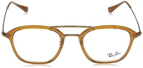 f2c1800264 Amazon.com  Ray-Ban Men s RX7098 Eyeglasses Black 48mm  Shoes