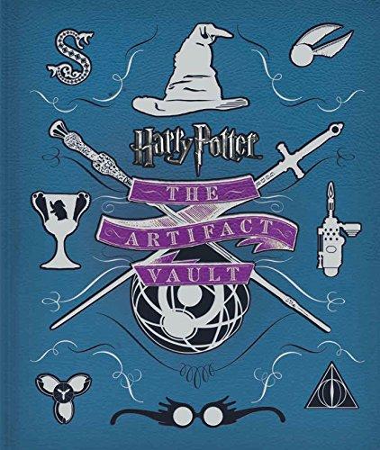 Harry Potter: The Artifact Vault Hardcover – HPB