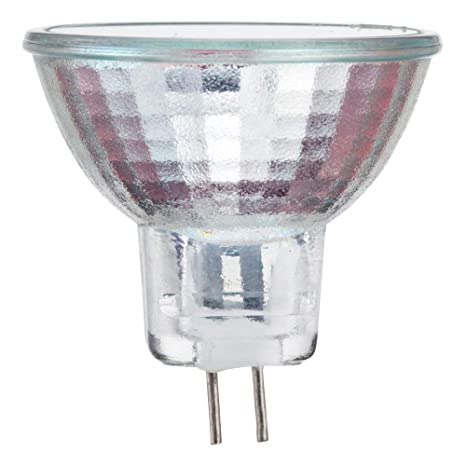 Philips 417220 Landscape Lighting and Indoor Flood 10-Watt MR11 12-Volt Light Bulb - Halogen Bulbs - Amazon.com