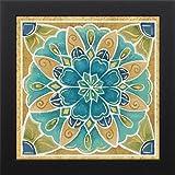 16x16 Free Bird Mexican Tiles IV by Brissonnet, Daphne: Studio Black 21873