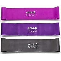 e2faec0ca Kit de Elásticos Extensores com Três Intensidades Mini Bands By Cau Saad -  ACTE SPORTS CAU6