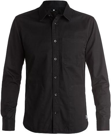 Camisa de manga larga para hombres Spt, negra, grande: Amazon.es: Ropa y accesorios