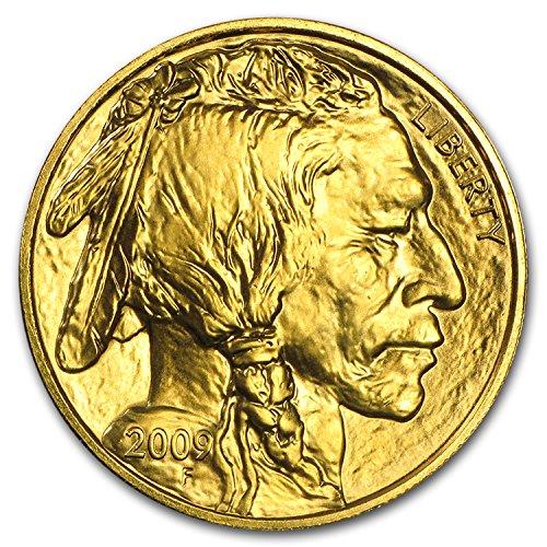 2009 1 oz Gold Buffalo BU 1 OZ Brilliant Uncirculated